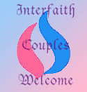 Interfaith Couples Welcome